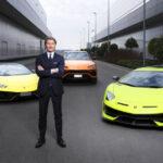Lamborghini – гибриды и электромобили