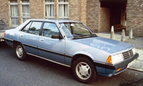 Lonsdale - обманувший закон автомобиль