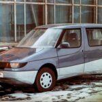 Малоизвестные советские автомобили