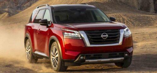 Nissan Pathfinder - внедорожник 2022 модельного года