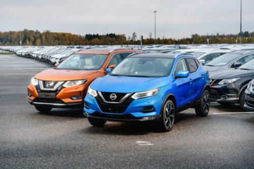 Nissan Qashqai и X-Trail