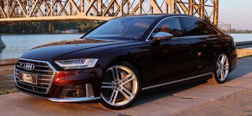 Новый Audi S8