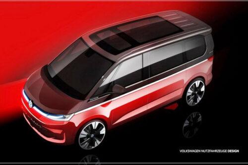 Новый Multivan Т7