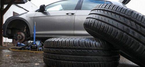 Новый штраф для автомобилистов за резину не по сезону