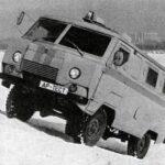 Первый инкассаторский авто – Советский броневик с деревянным полом