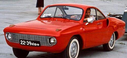 Первый спорткар Советского Союза «Спорт-900»
