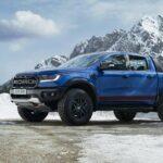 Пикап Ford Ranger Raptor Special Edition для Европы