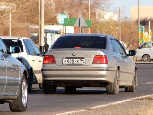 Причина интереса автомобилистов и коллекционеров к «Регион 94»