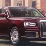 Седан Aurus Senat – «самый русский» автомобиль