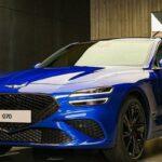 Седан Genesis G70 2022 модельного года – цены в России