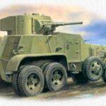 Советские бронированные автомобили могли дать фору танку