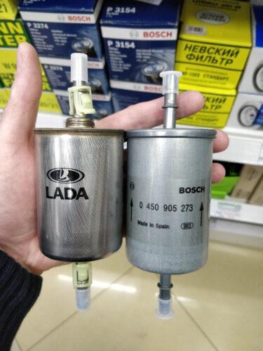 Топливные фильтры «Лада» и «Bosch»