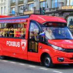 Transport Fest в Петербурге – электробус, троллейбус и автобус-кабриолет
