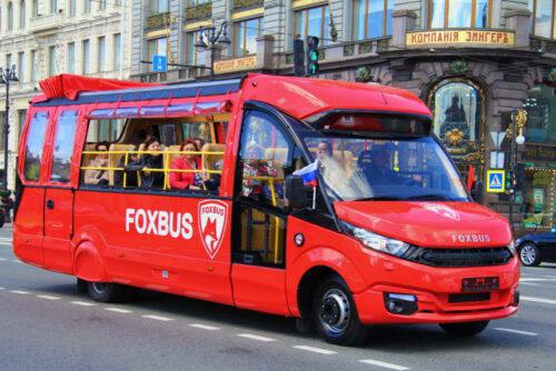 Transport Fest в Петербурге
