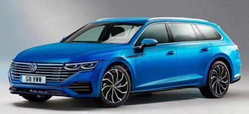 Volkswagen Passat 2023 года