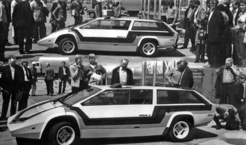 советский автомобиль Панголина
