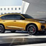 Acura MDX Type S – мощный кроссовер выступит на гонках