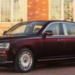 Aurus Senat – российский лимузин стал лауреатом премии «Автомобиль года»