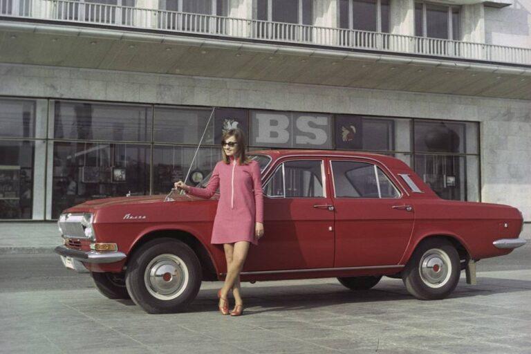 Автомобильные опций в советские времена