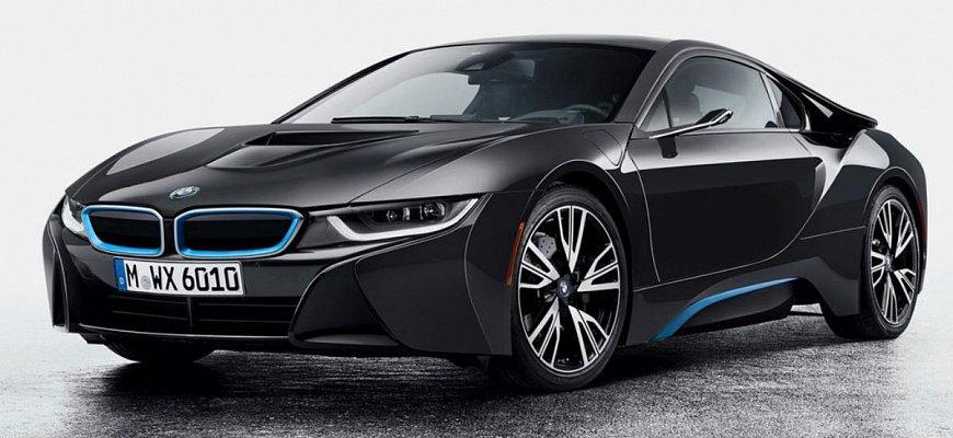 BMW - проекционные дисплей вместо классических зеркал