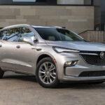 Buick Enclave – обновлен большой американский кроссовер