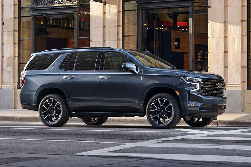 Chevrolet Tahoe - две новые версии и цены