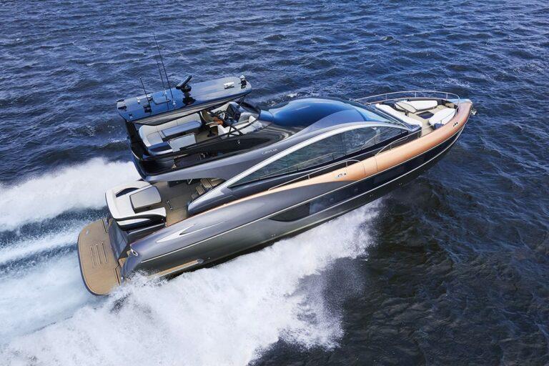 Двойная роскошь - «срисованные» с автомобилей яхты