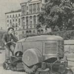 Дворник на колесах – заброшенный проект советских инженеров