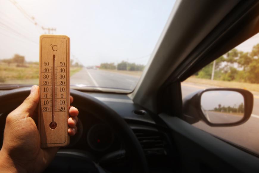 Эффективные способы охладить машину без кондиционера