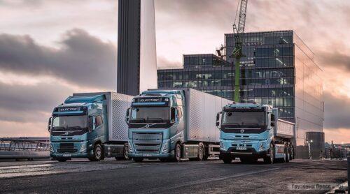 Грузовики Volvo Trucks
