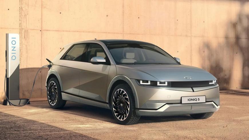 Hyundai - городской электромобиль с двигателем BorgWarner