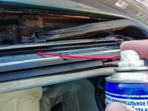 Исправление мелких недочетов автомобиля самостоятельно