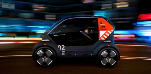 Mobilize от Renault - три малогабаритных электрокара