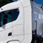 Новая Scania с кабиной размера XXL