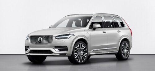 Новый электрокар Volvo
