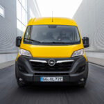 Новый фургон Opel Movano