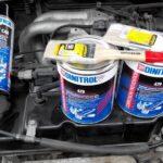 Обработка автомобиля жидкой шумоизоляцией