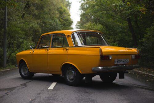 Попавшие на шоу Top Gear советские автомобили