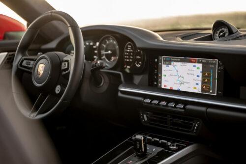 Porsche - медиасистема PCM 6.0 с новыми функциями