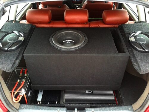 Правильная настройка звука в автосабвуфере