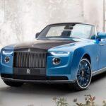 Rolls-Royce – новый кабриолет