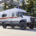 Садко Next – полноприводной аварийно-спасательный автомобиль