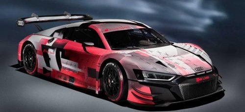 Audi R8 LMS GT3 Evo II - гоночный болид
