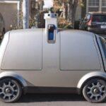 Автомобиль Nuro без руля и педалей способен сам выстраивать маршруты и доставлять до нужного места
