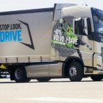 Грузовик Volvo FH в самой экономичной версии I-Save