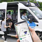 Hyundai – автономный фургон с искусственным интеллектом RoboShuttle