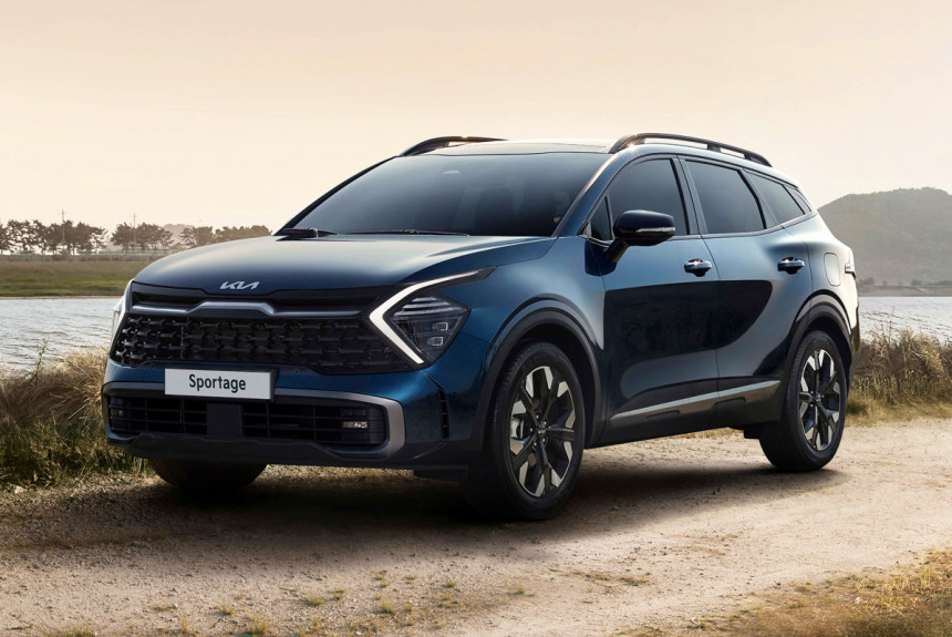 Kia Sportage - характеристики модели нового поколения