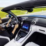 Mercedes-AMG SL – интерьер нового кабриолета