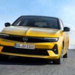 Новая Opel Astra