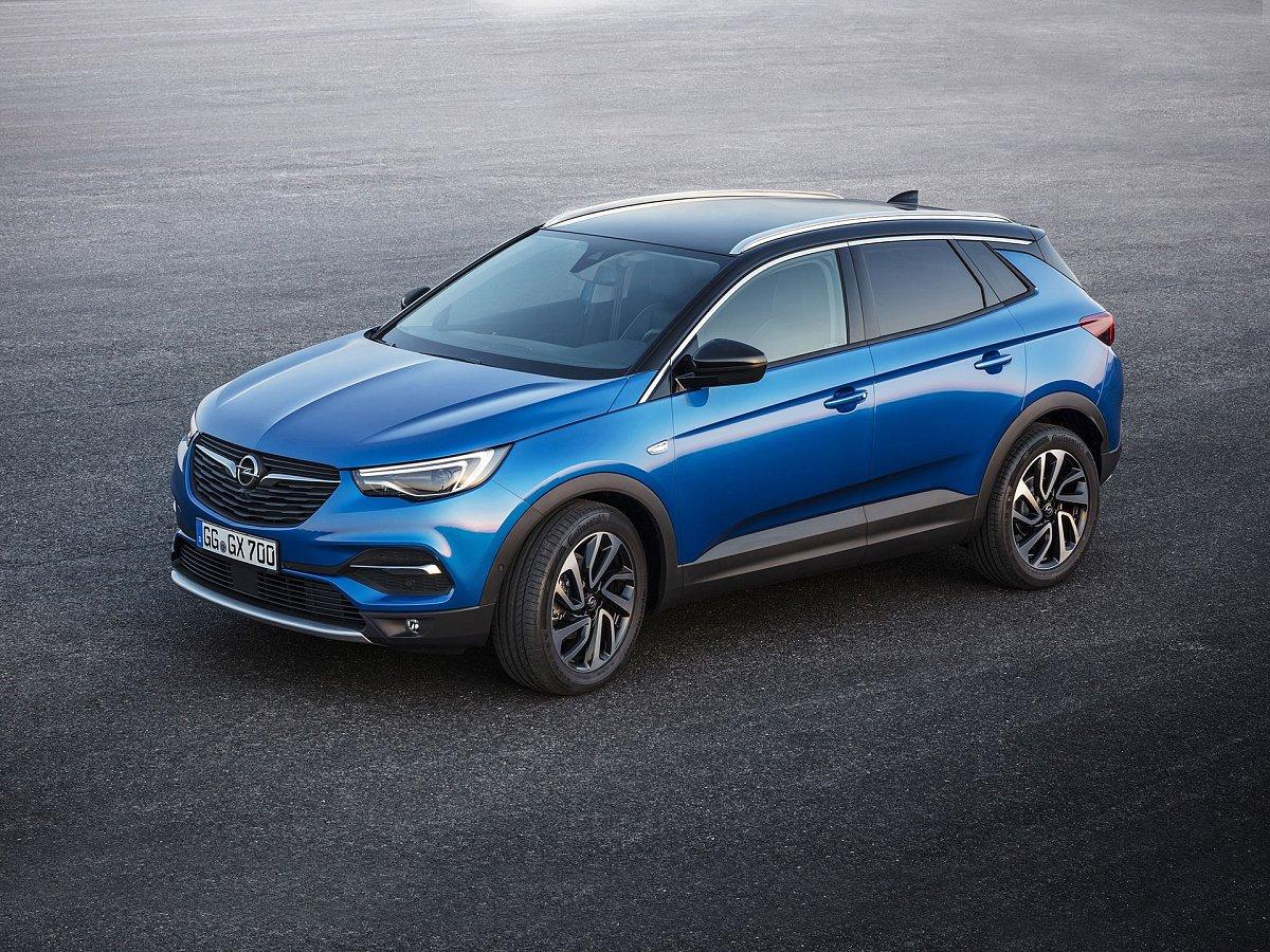 Opel Grandland - новый внедорожник